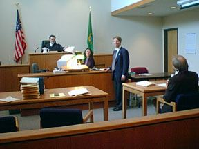 Courtroom Proceedings