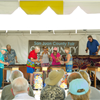 Kubatana Marimba at the 2016 Fair