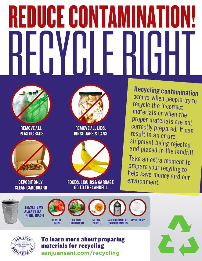 Recycle Right page 1