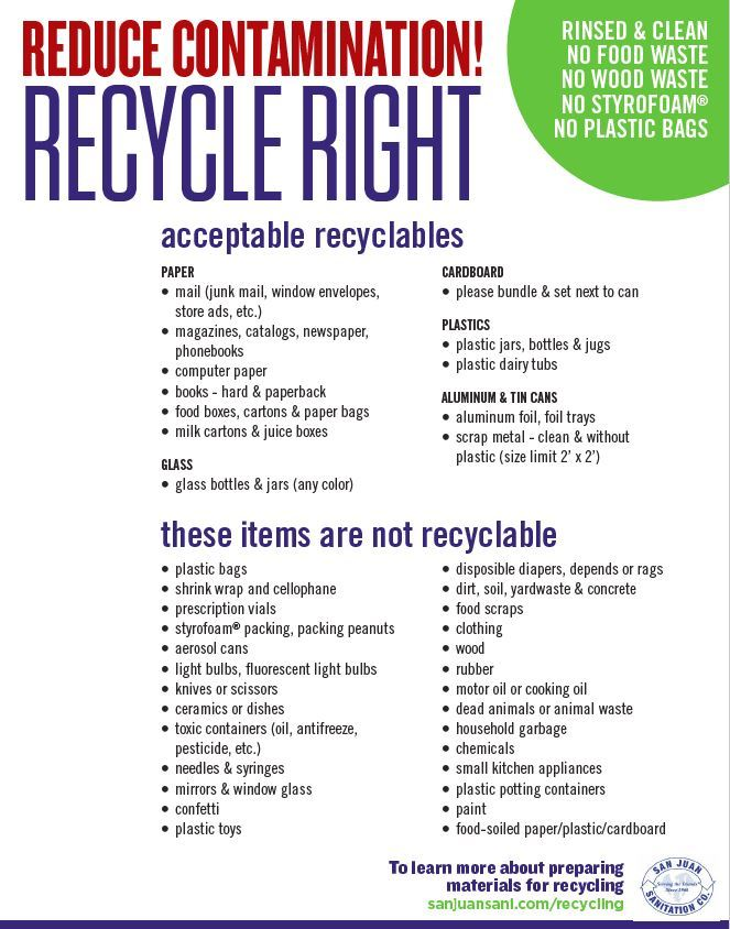 Recycle Right page 2
