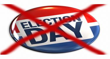No Election Day